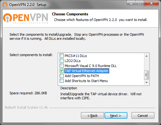 Installing On Windows (OpenVPN)